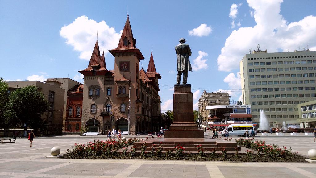 Изменение полномочий комитетов города Саратова